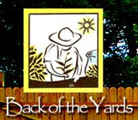 Logo Design for Back of the Yards Landscaping