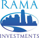 Rama Investments Logo Design