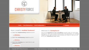 Web Designer for Consultants in Johns Creek