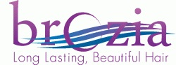 Logo for Brozia Human Hair Extensions