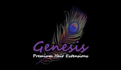 Logo for Genesis Premium Hair Extensions (Caribbean Islands)