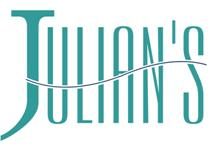 Logo created for Julian's Hair Studio