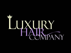 Redesign of logo for Luxury Hair Company (Jamaica)