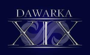 Dawarka Royal Human Hair Extensions Logo