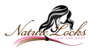Logo For Nature Locks Hair And Beauty Products